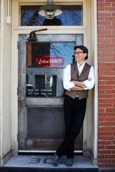 Bob Stillman photographed in Williamsburg.  © Kristin Gladney