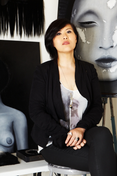 Amie Lin, NYC based Artist and Art Director