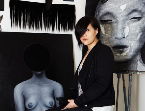 Amie Lin | Visual Artist and Freelance Creative/ Art Director
