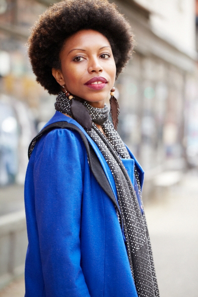 Khadijat Oseni in NYC for Portrait of a Creative
