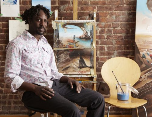 Karioki Crosby | Artist, Curator & Museum Educator Based in Harlem, New York