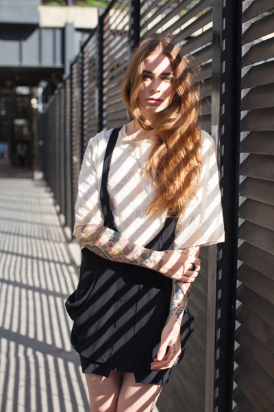 Annina Roescheisen for Portrait of a Creative