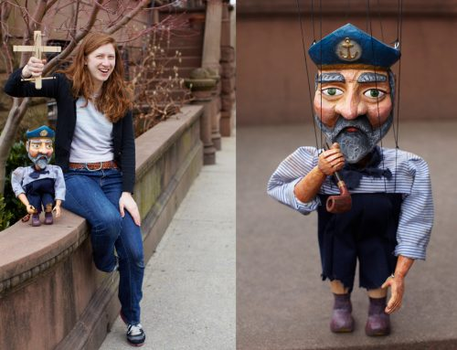Diana Schoenbrun | Illustrator, Author and Puppet Maker